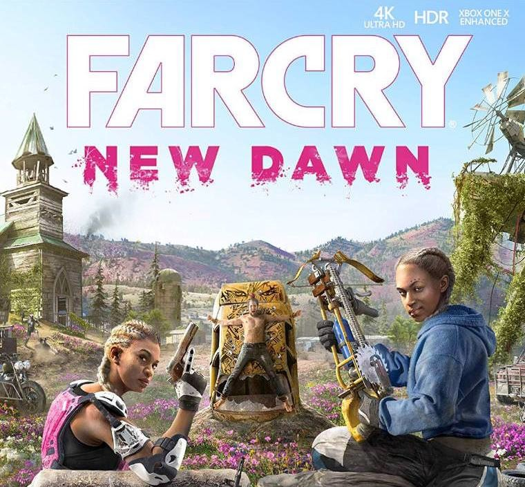 Far Cry New Dawn Video Game