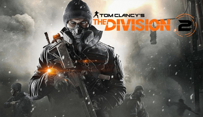 Tom Clancy's The Division 2 - Gold Steelbook Edition