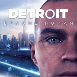 Detroit Become Human PlayStation 4 by Sony