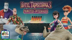 Hotel Transylvania 3: Monsters Overboard Video Games
