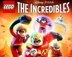 LEGO Disney Pixar's The Incredibles, Video Games