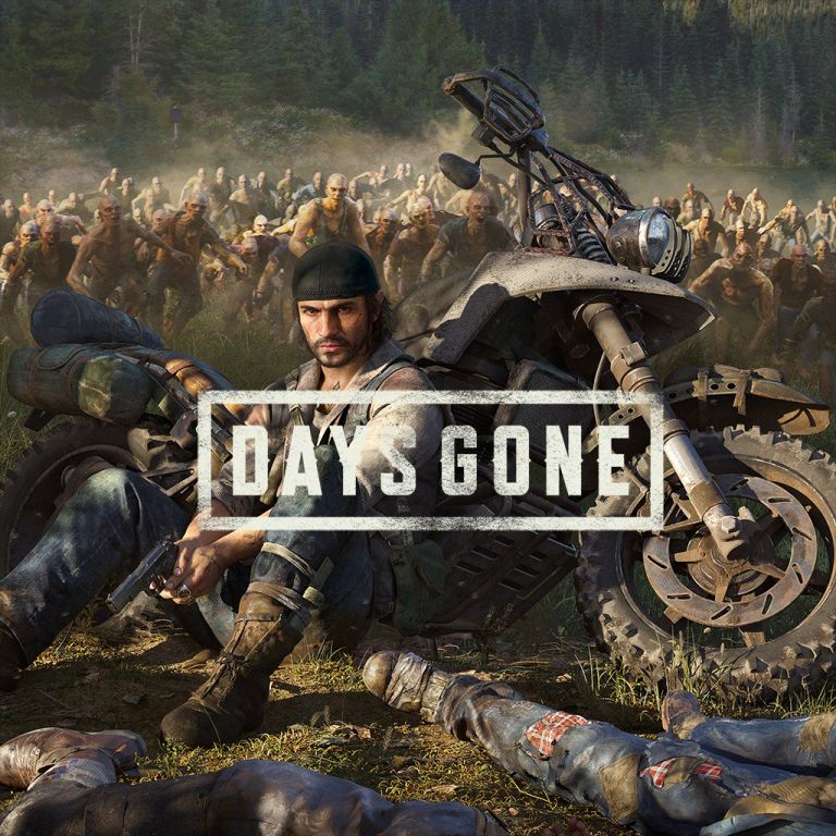 Days Gone - Playstation 4 by Sony